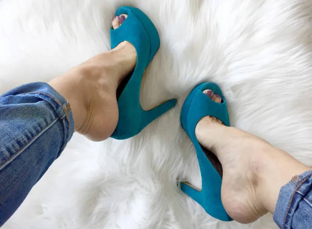 largirea pantofilor